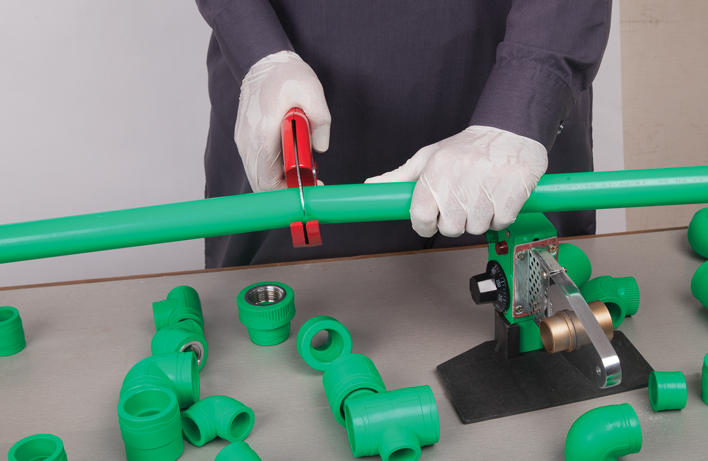 Dura Flow PPRC PIPES & Fitting – Dura Flow